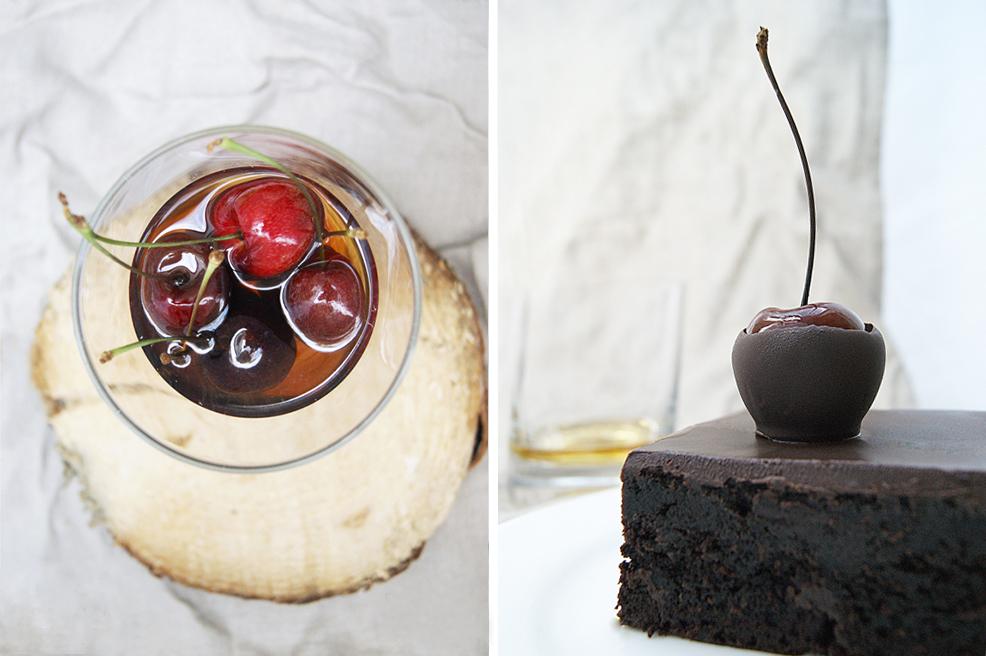 Schoko-Whisky-Kuchen